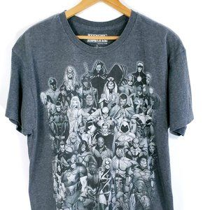 Marvel Avengers Short Sleeve T-Shirt Large